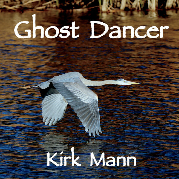 Cover art for Ghost Dancer